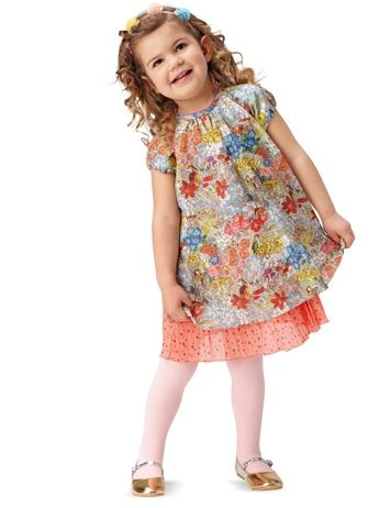 Сукня А-силуету з короткими рукавами реглан