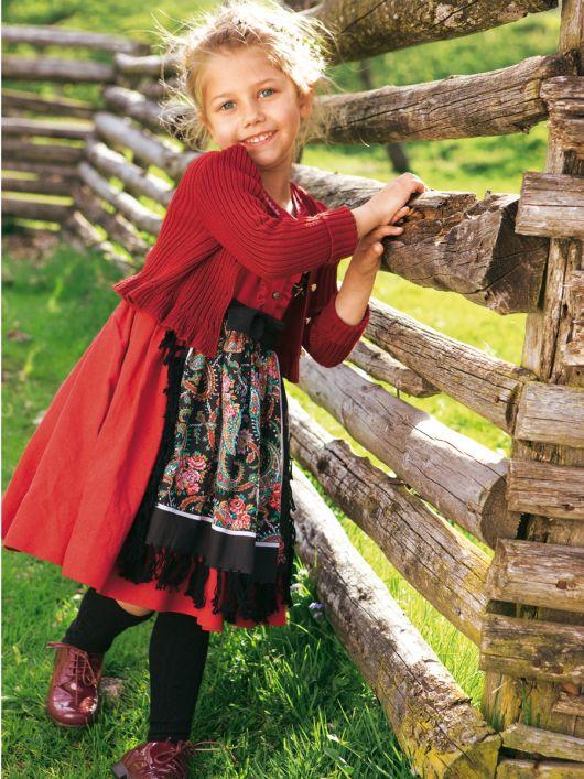 Баварський національний костюм