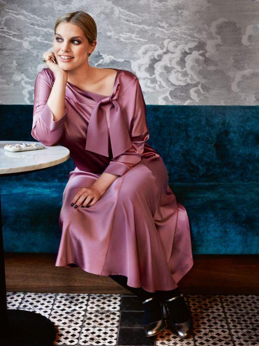 Сукня із заниженою талією у стилі 20-х