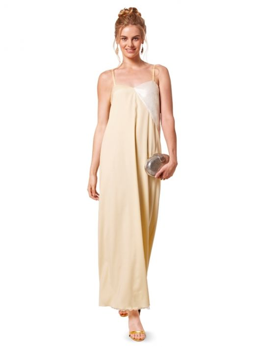 Максі-сукня на бретелях-спагеті