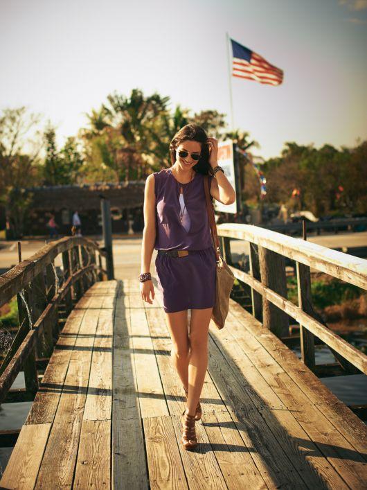 Сукня літня з креп-сатину