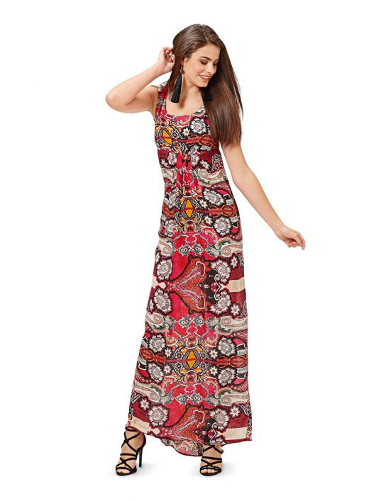 Сукня відрізна силуету ампір