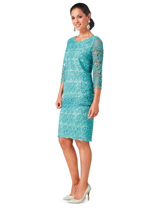 Сукня коктейльна з ефектом багатошаровості