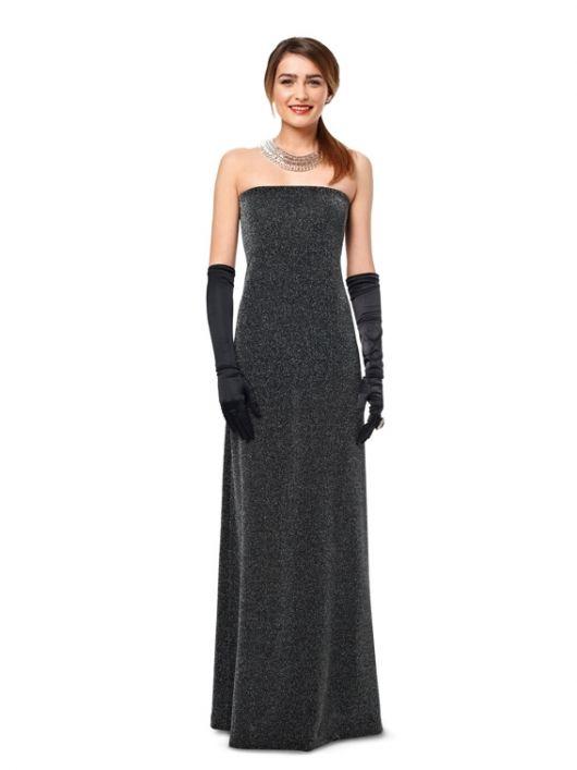 Сукня-бюстьє вечірня довжини максі