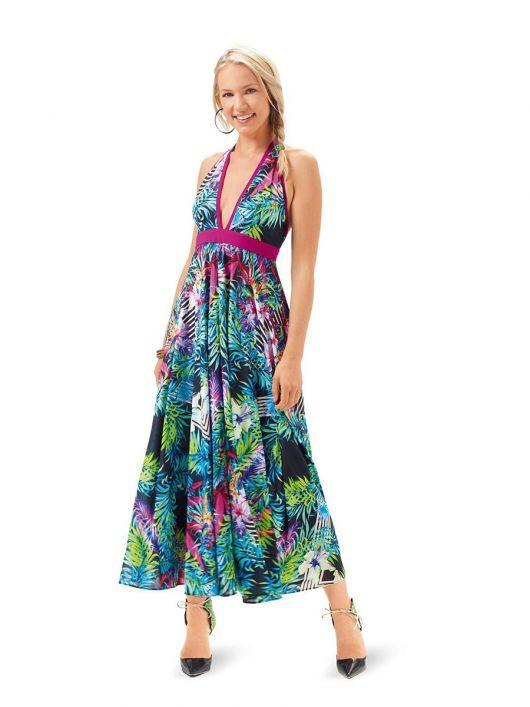 Сукня-сарафан трикотажна