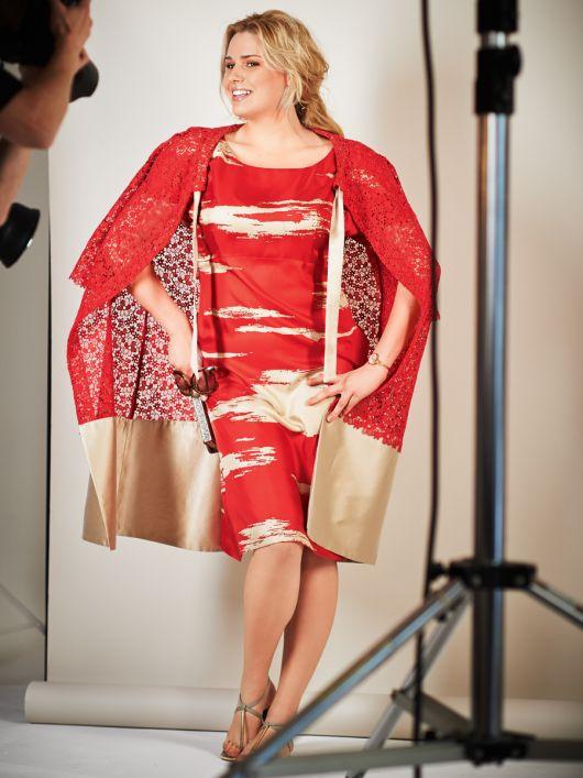 Сукня силуету ампір