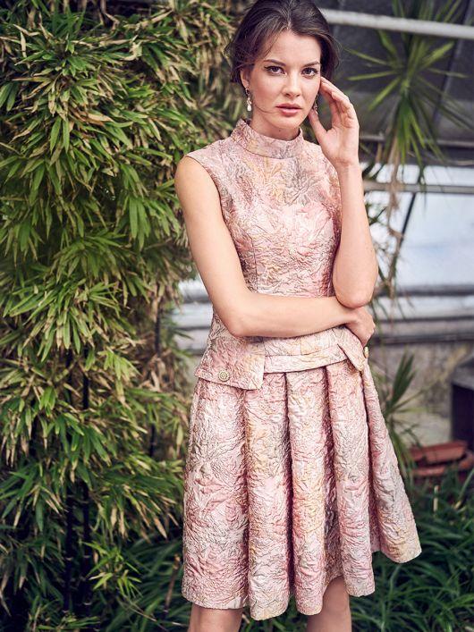 Платье из Burda Moden 10/1968