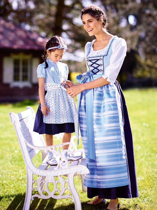 Сукня довга з вузьким ліфом і фартух