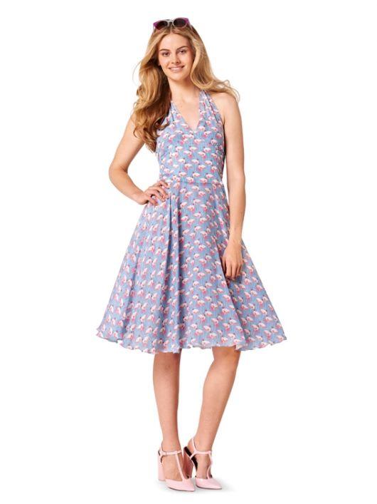 Сукня відрізна із нижньою спідницею