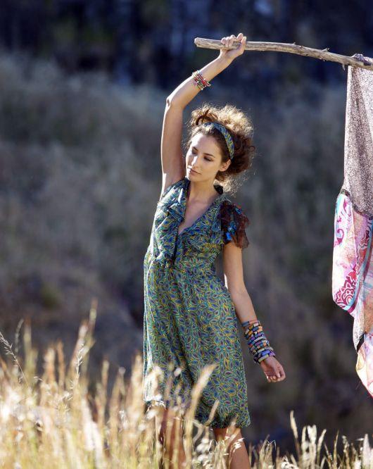 Сукня зі спідницею балон