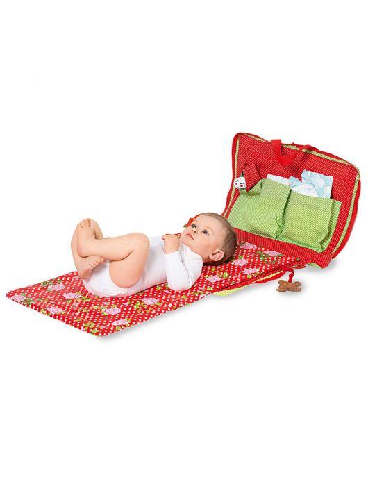 Сумка-трансформер дорожня для немовлят