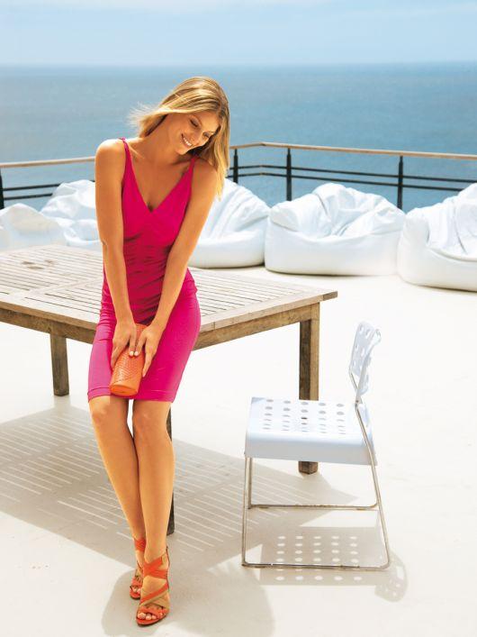 Сукня по фігурі трикотажна