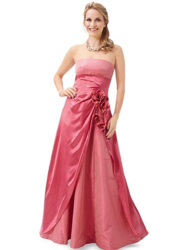 Сукня вечірня силуету ампір із розкльошеною спідницею