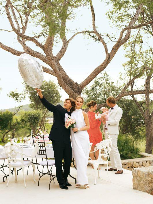 Сукня весільна довга з американською проймою