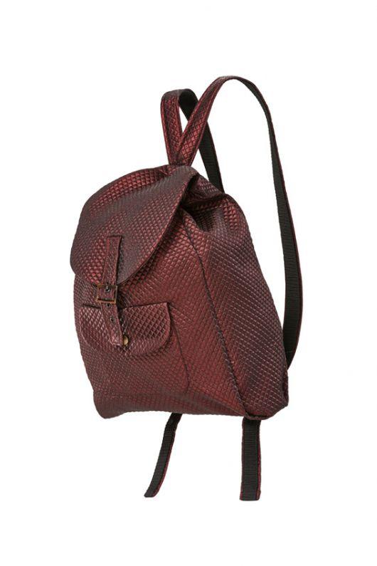 Рюкзак зі штучної шкіри
