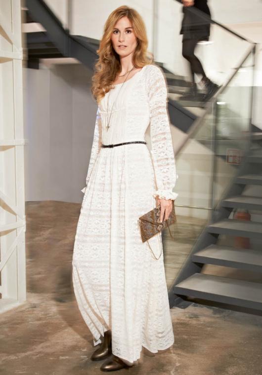 Сукня у стилі бохо