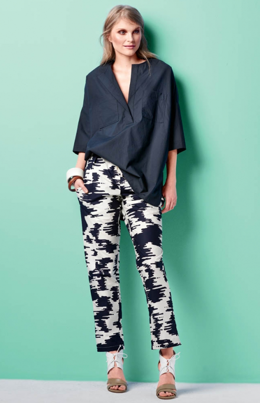 Блуза і брюки