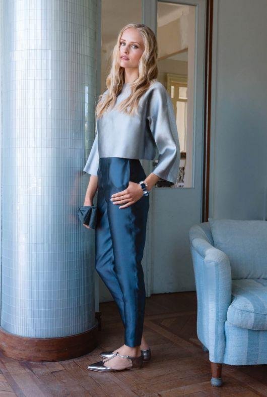 Блуза і брюки з колекції Burda 1958 року