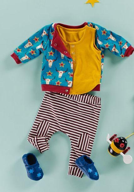 Штанці для дітей до одного року
