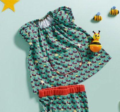 Сукня для дівчинки до одного року