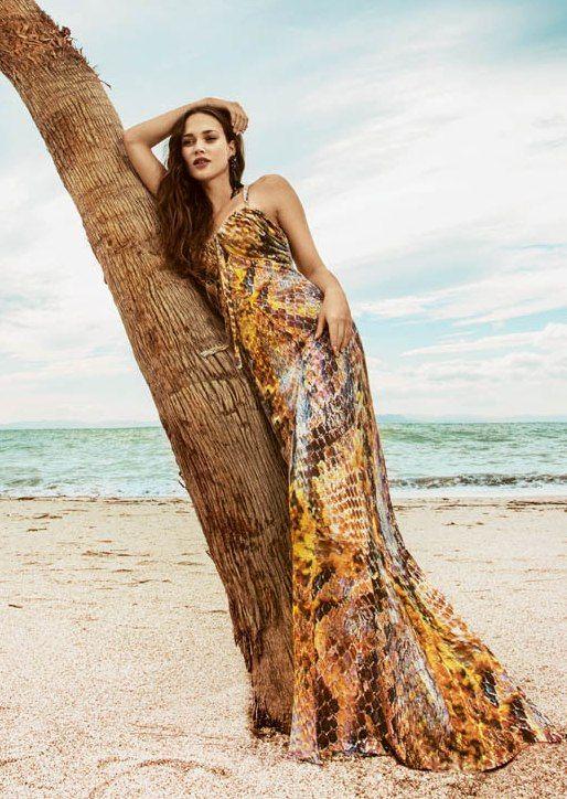 Сукня-сарафан на бретелях-спагеті