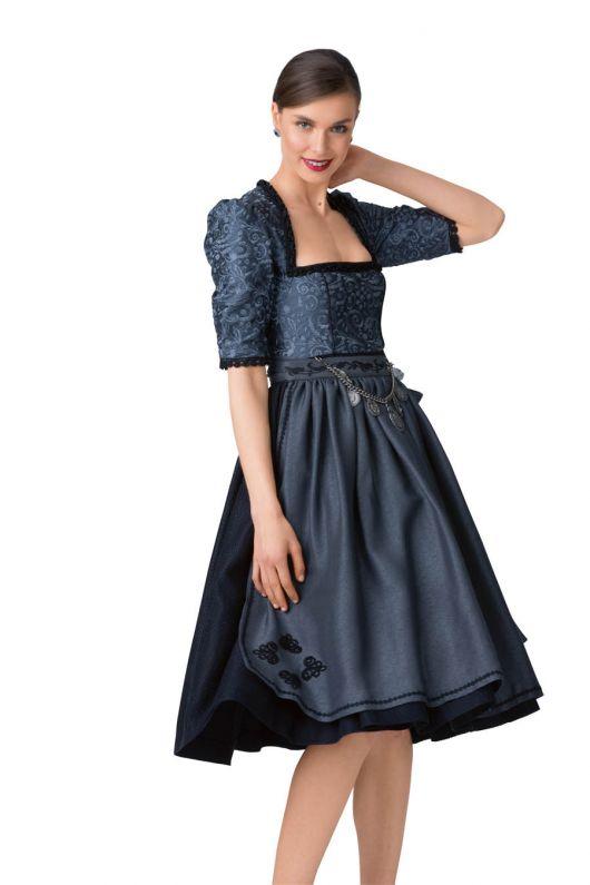 Сукня із шовковим ліфом