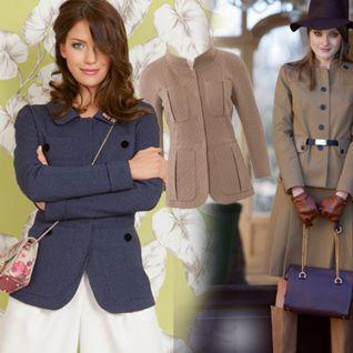Чотири кишені: одяг для весни доповнюємо модним елементом