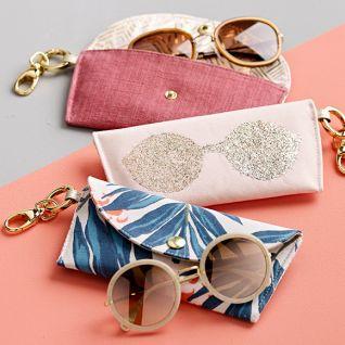 Як пошити футляр для сонцезахисних окулярів власноруч