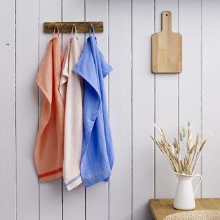 Як пошити кухонні рушники з вішалкою