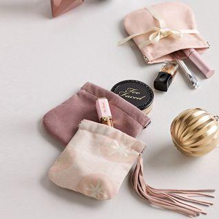 Як зробити мішечок-упаковку для косметики