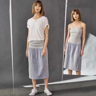 Як пошити сукню-трансформер за півгодини