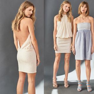Сукня з відкритою спиною без викрійки: як пошити