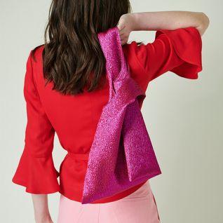 Шиємо модну сумку-вузлик