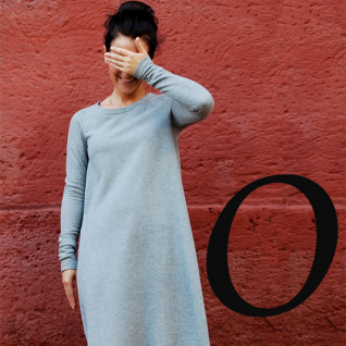 Модна абетка: літера О