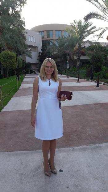 Сукня для конференції