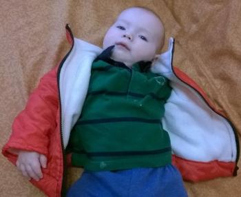 Курточка для малюка