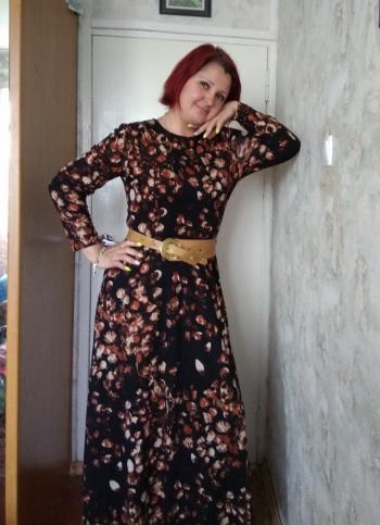 Сукня - трохи осені
