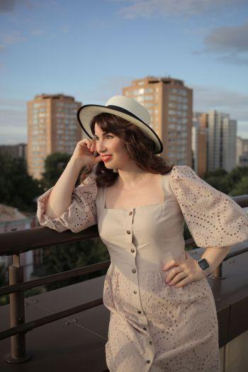 Сукня з пишними рукавами: любов з першого погляду. Стань моделлю для новорічної обкладинки Burda Style!!