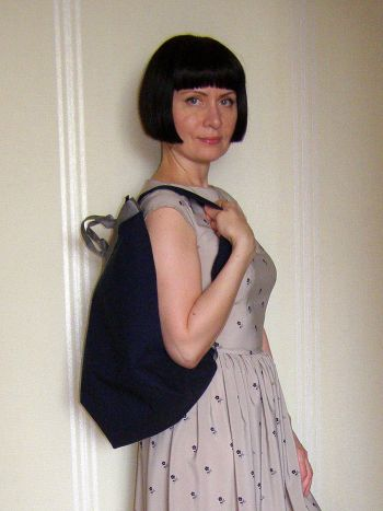 Оригінальна сумка-рюкзак з каталогу 1/2018