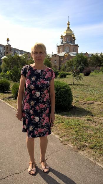 Літня сукня для мами