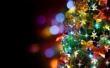 Вітання із Новим роком та Різдвом!
