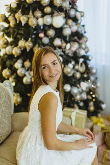 Шиємо новорічну сукню  5