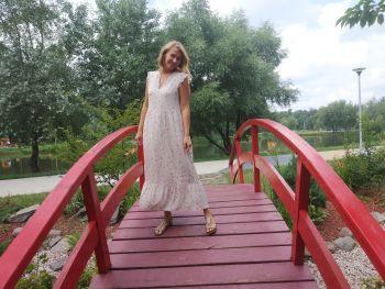 Незамінна сукня для літа