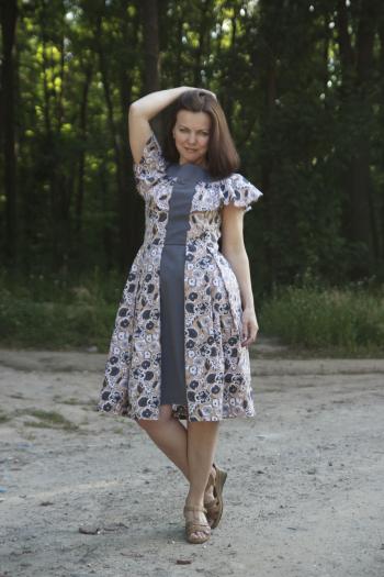 """Сукня """"Таня"""" від Лорки."""
