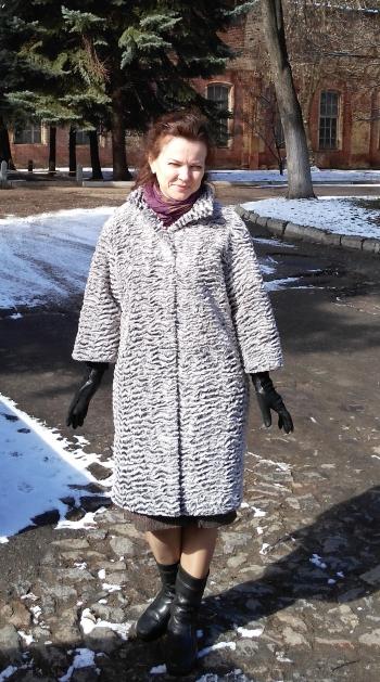 Нове пальто на честь повернення зими
