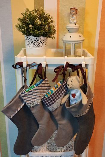 Шкарпетки для подарунків.