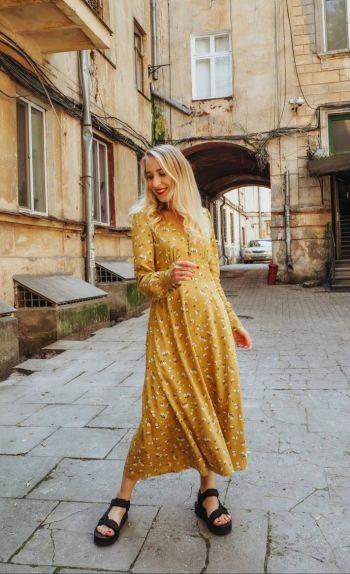 Сукня для Насті.