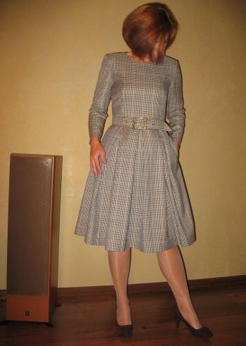 Сукня. Бурда №11  2012р.