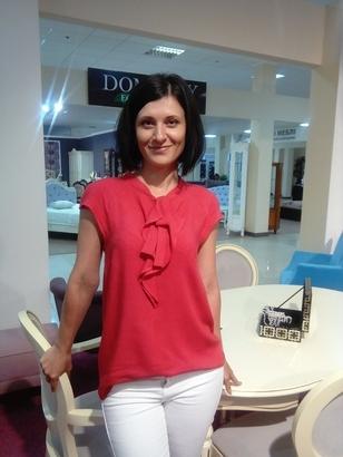 Блуза з рукавом реглан