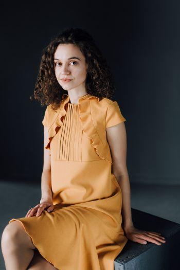 Жовта сукня - 2016/12, 107